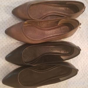 Frye Ballet Flats